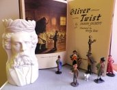 Toy Soldier Collector Oliver Twist